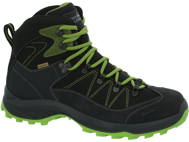 High Colorado Ultra Trek Scarpe grigio/verde